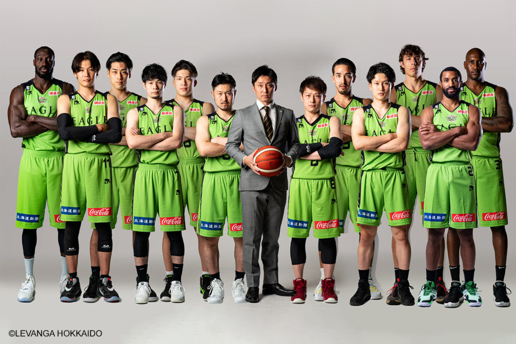 レバンガ北海道:プロバスケットボールリーグ